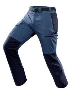 pantaloni-uomo-trek-500